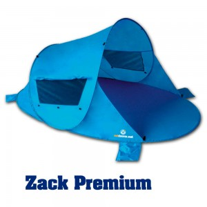 Strandmuschel Zack Premium