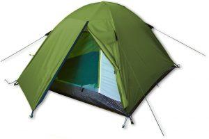 Kuppelzelt Festival Camp 2
