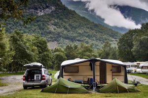 Skandinavientour - Camp Utladalen am Sognefjord/Norwegen