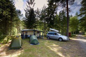 Skandinavientour - Camp Nya Skogsgarden in Torsby/Schweden