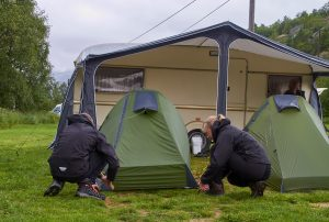 Skandinavientour - Camp Magalaupe/Norwegen