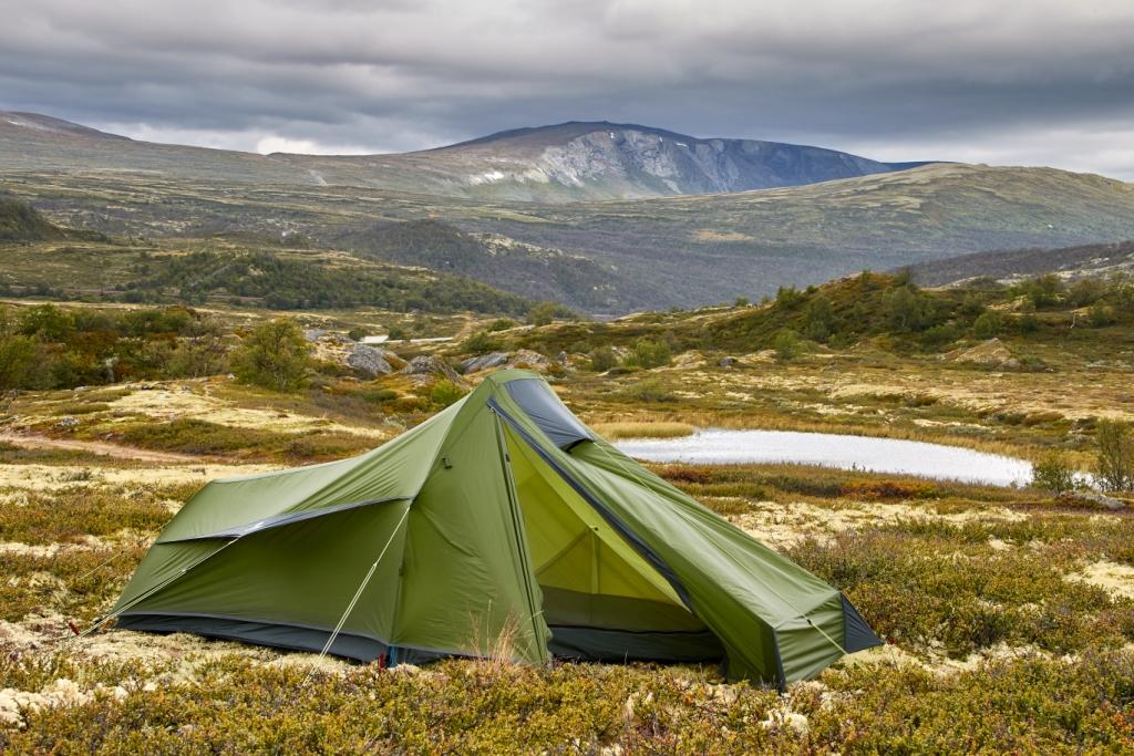 Trekkingzelt Test Trek Escape von outdoorer
