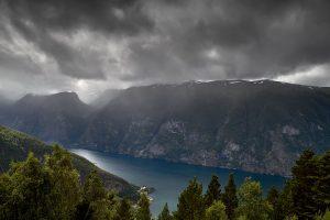Trekkingzelt Test in Skandinavien