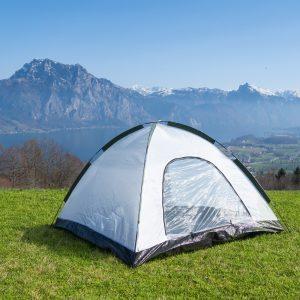 Innenzelt-Festival-Camp