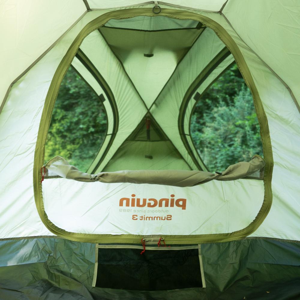 3 Personen Zelt mit zwei Eingängen