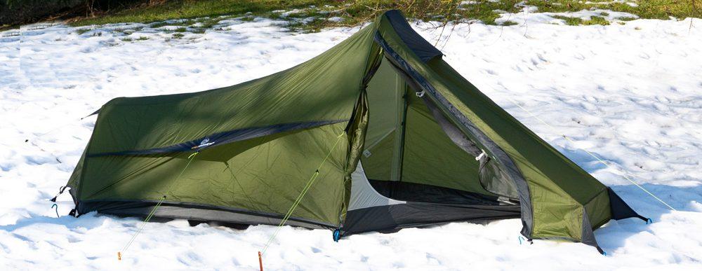 Trek Escape 1 4 Jahreszeiten Zelt