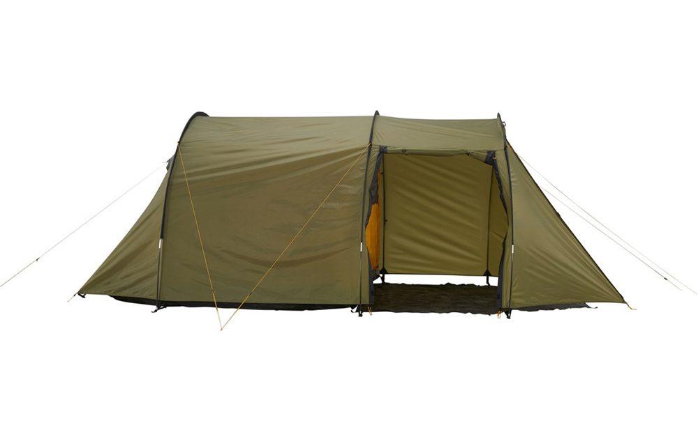 Camping Tunnelzelt Robson seitlich